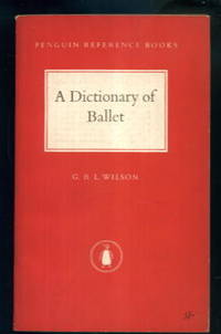 A Dictionary of Ballet