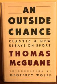 image of An Outside Chance, Classic & New Essays on Sport