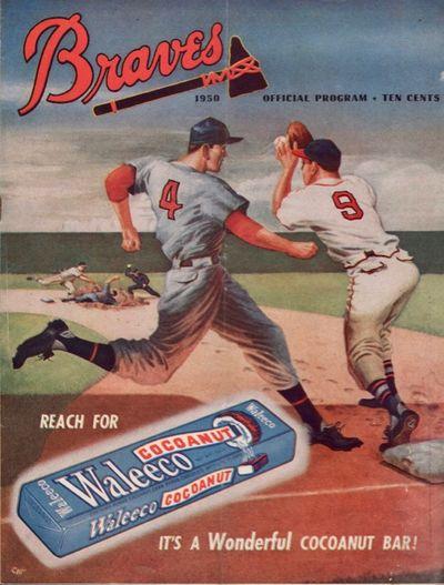 Boston: Boston Braves, 1948. Paper. Good. Approx. 11