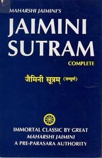 Jaimini Sutra. Complete