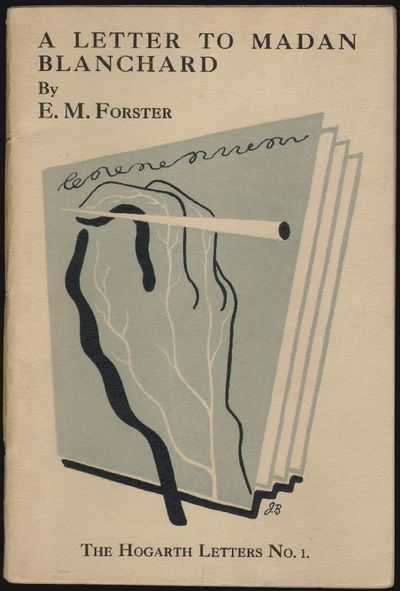 London: Leonard & Woolf at The Hogarth Press, 1931. First Edition. Softcover. Very Good. 27 pp, with...