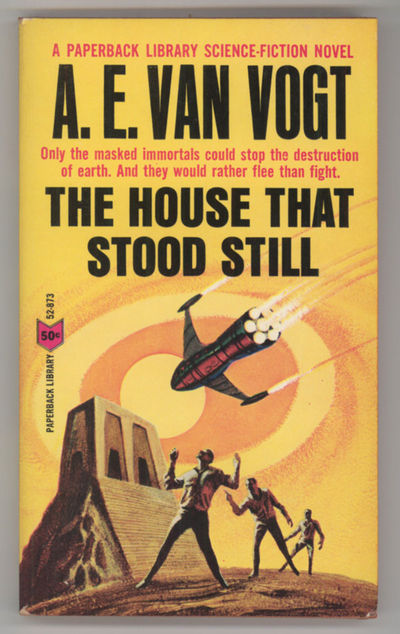 New York: Paperback Library, 1965. Small octavo, pictorial wrappers. Second edition of revised text....