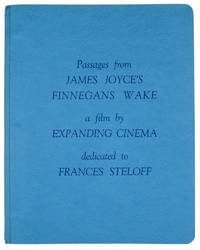 PASSAGES FROM JAMES JOYCE\'S FINNEGANS WAKE : A FILM BY EXPANDING CINEMA : DEDICATED TO FRANCES STELOFF [cover title]