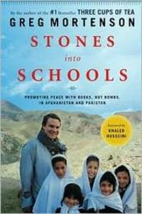 image of Stones into Schools: Promoting Peace with Books, Not Bombs, in Afghanistan and P