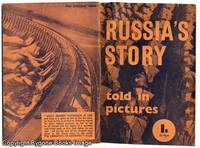 Russia's Story told in Pictures. 1942 WW II Propaganda