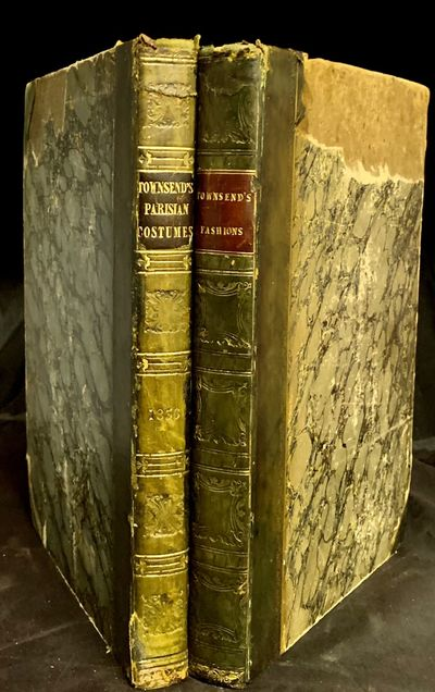 London: Townsend, 1830. First edition. Hardcover. Contemporary green calf backed boards, leather spi...