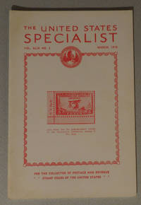 The United States Specialist, #577, March 1978, Vol. XLIX No. 3