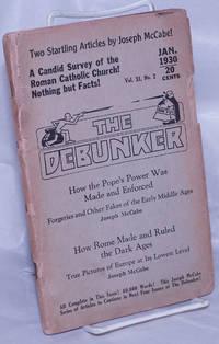 image of The Debunker: Vol. 11, No. 2, Jan. 1930