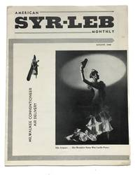 American Syr-Leb Monthly, Volume 1, Number 4 (August, 1949)