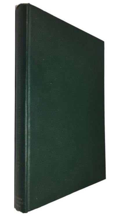 New York: Columbia University Press, 1932. 1st ed. Hardcover. Very Good. illustrations, index, xi, 2...