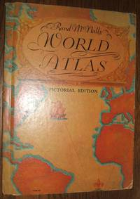 image of Rand McNallyWorld Atlas Pictorial Edition