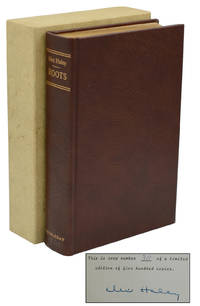 Roots by  Alex Haley - Signed First Edition - 1976 - from Burnside Rare Books, ABAA (SKU: 180812008)