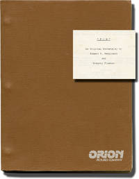F/X (Original screenplay for the 1986 film)