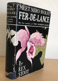 FER-DE-LANCE (1936 First Photoplay Edition in DJ)
