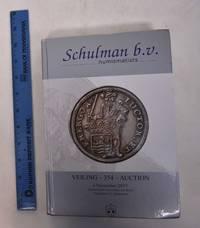 Schulman b.v. Numismatists: Veiling - 354 - Auction, 4, November 2017