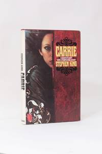 Carrie by Stephen King - 1974