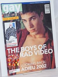 Gay News: #137, Januari 2003: The Boys of Rad Video