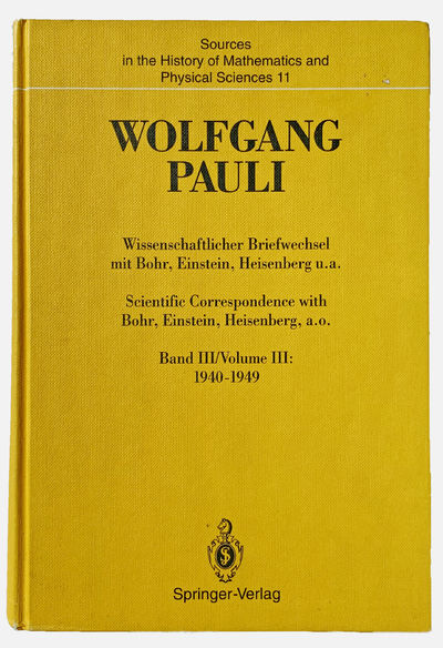 Berlin:: Springer-Verlag, (1993)., 1993. Series: Sources in the History of Mathematics and Physical ...