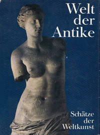 WELT DER ANTIKE by  Donald E.: Strong - 1967 - from 3 R's Books and Antiques (SKU: R958)