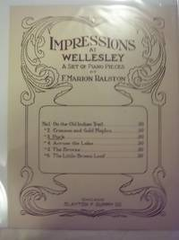 Impressions at Wellesley - No. 3: Puck