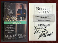 image of Russell Rules: 11 Lessons on Leadership (Signed 1st Ed) 1