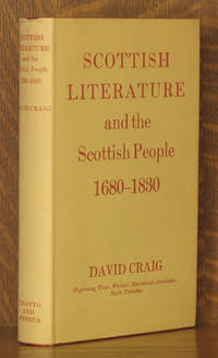 SCOTTISH LITERATURE AND THE SCOTTISH PEOPLE 1680-1830