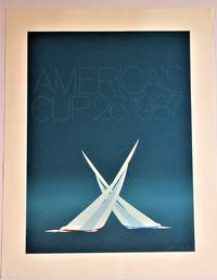 America's Cup 1987 - Serigraph Poster