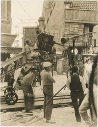 image of The Scarlet Empress (Original photograph of Josef von Sternberg from the set of the 1934 film)