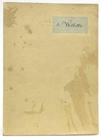 Madelaine: Monologue et 9 Dessins (5 mounted color illustrations & 4 line drawings)