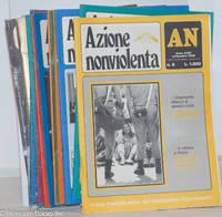 image of Azione nonviolenta [15 issues]