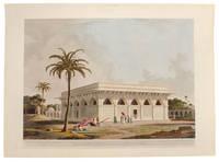 Mausoleum of Amir Khusero at the ancient City of Delhi