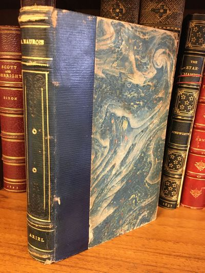 Paris: Bernard Grasset, 1923. Limited Edition, 1/3440. Hardcover. Octavo, 358 pages; VG; bound in qu...