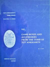 Game Boxes and Accessories from the Tomb of Tut'ankhamun