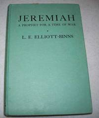 image of Jeremiah: A Prophet for a Time of War