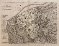 Plano della Citta e Sobborghi di Cartagena