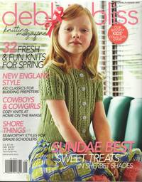 Debbie Bliss Magazine, Spring-Summer 2014