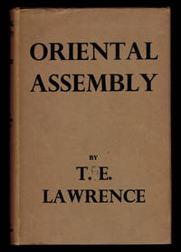 image of ORIENTAL ASSEMBLY. Edited by A.W. Lawrence. With Photographs by the Author.