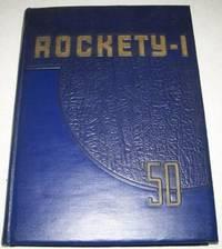 Rockety-I 1950 Augustana College (Rock Island, Illinois) Yearbook