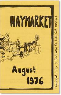 Haymarket. August 1976