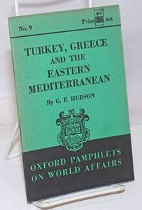 image of Turkey, Greece and the Eastern Mediterranean