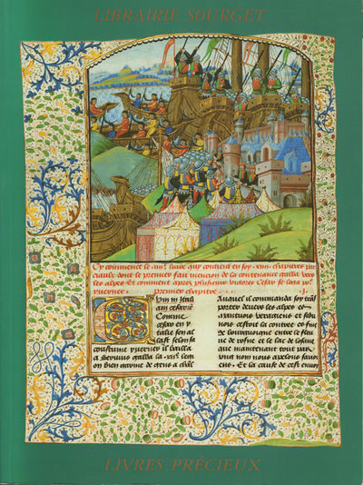 Chartres: Librairie Patrick et Élisabeth Sourget, 2004. First edition. Illustrated paper wrappers (...
