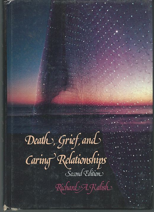 Image for DEATH, GRIEF, AND CARING RELATIONSHIPS