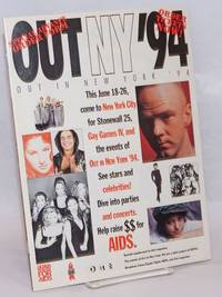 Out NY \'94: Out in New York \'94 a special supplement of Out Magazine
