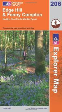 image of Edge Hill and Fenny Compton (Explorer Maps) (OS Explorer Map Active)