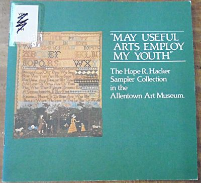 Allentown, PA: Allentown Art Museum, 1987. Softcover. VG, clean and tight but art museum ex-lib. wit...