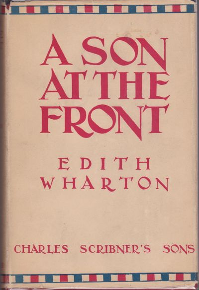New York: Charles Scribner's Sons, 1923. First Edition, First Printing. Small 8vo (7 5/8 x 5 inches;...