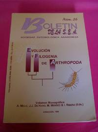 EVOLUCION Y FILOGENIA DE ARTHROPODA (EVOLUTION AND PHYLOGENY OF ARTHROPODA)