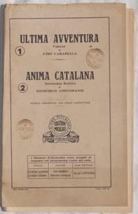 ULTIMA AVVENTURA - ANIMA CATALANA