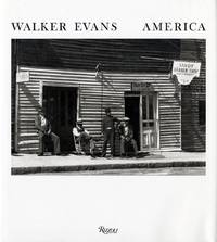 WALKER EVANS - AMERICA.; With an essay by Michael Brix
