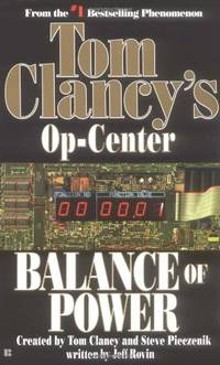 image of Op-Center: Balance of Power (Tom Clancy's Op Center (Paperback))